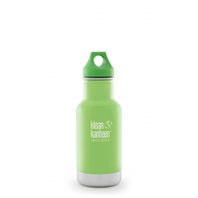 Klean Kanteen - - 12oz insulated kid - Tree Frog