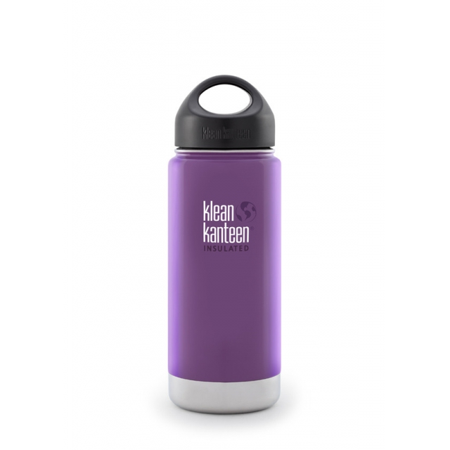 Klean Kanteen - - 16oz Kanteen Wide Insulated w/ Loop Cap