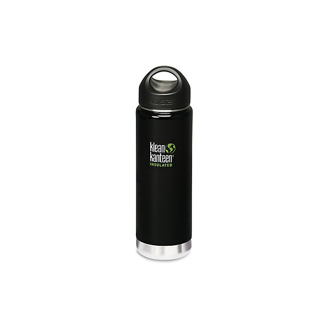 Klean Kanteen - 20oz Wide Vacuum Insulated Water Bottle 2015