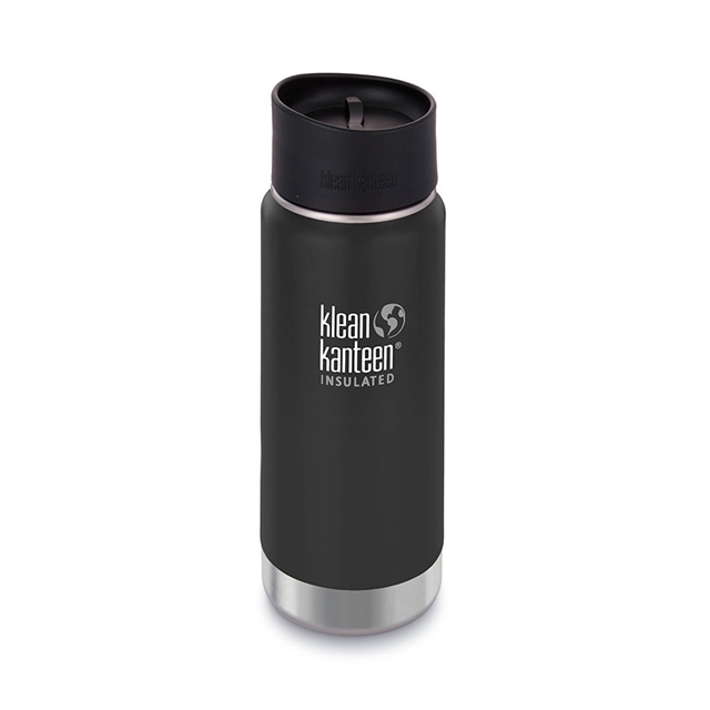 Klean Kanteen - - 16oz Wide Vacuum Insulated w/ Cafe Cap 2