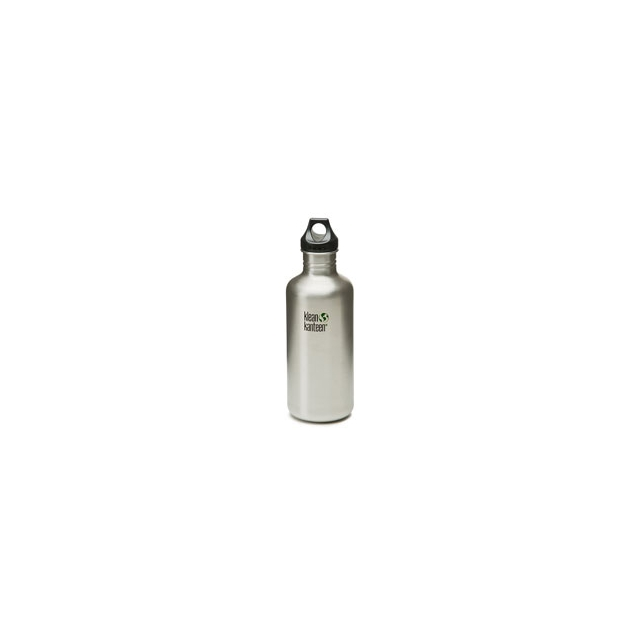 Klean Kanteen - 40oz Loop Cap Stainless Steel Bottle