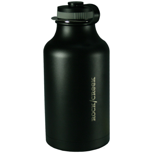 Rock/Creek - R/C Hydro Flask Growler 64 oz - Black Butte 64OZ