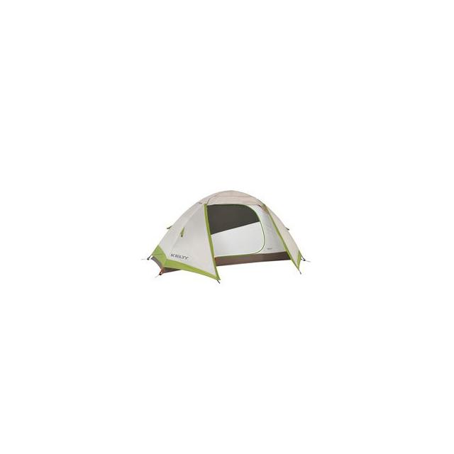 Kelty - Gunnison 1.3 Tent - Grey/Green
