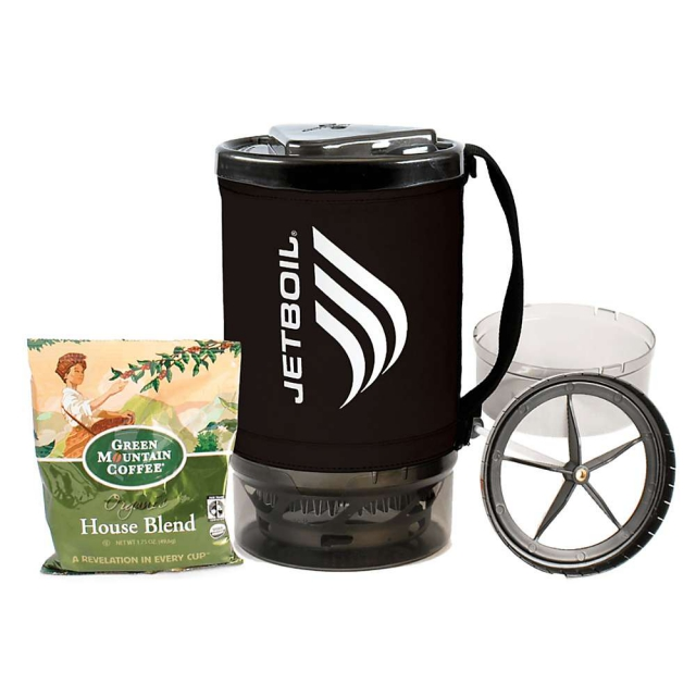 Jetboil - Grande Java Kit Coffee Press - Black