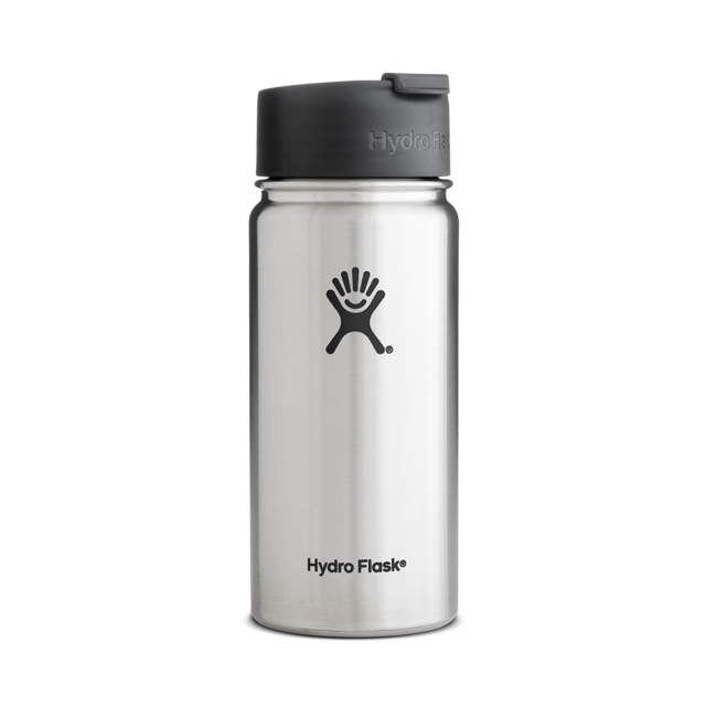 Hydro Flask - - 16oz Wide Mouth w/Flip Lid