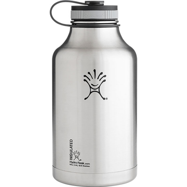Hydro Flask - 64oz Water Bottle and Beer Growler