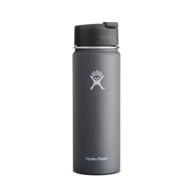 Hydro Flask - - 20oz Wide Mouth w/ Flip Lid