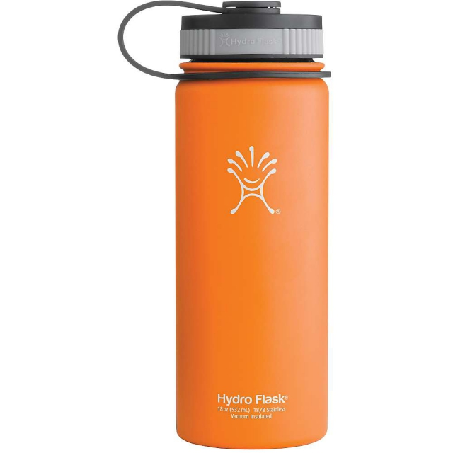Hydro Flask - 18oz Wide Mouth Insulated Bottle