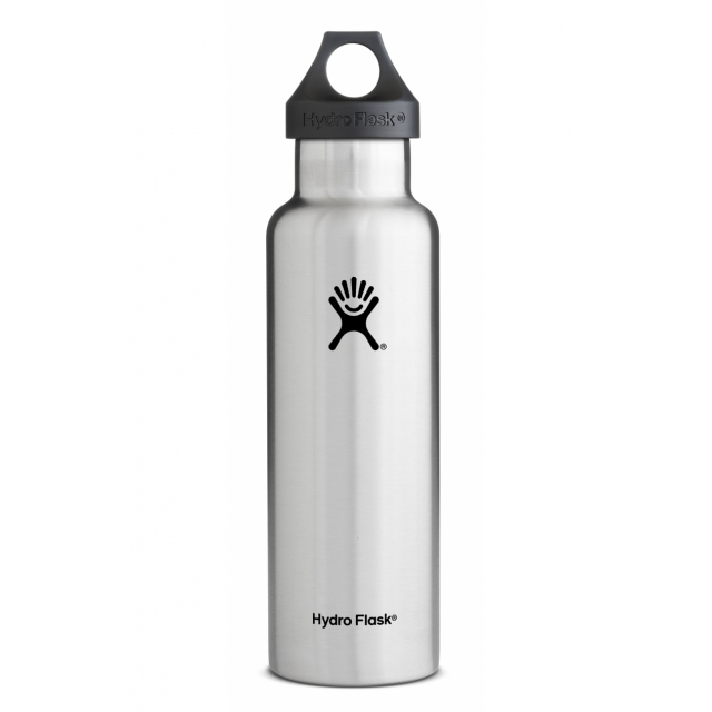 Hydro Flask - - 21 oz Standard Mouth - Stainless