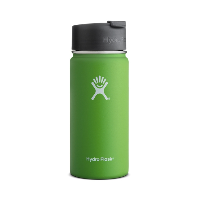 Hydro Flask - - 16oz Wide Mouth w/ Flip Lid