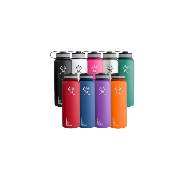 Hydro Flask - Wide Mouth Insl Stainless Bottle 18oz