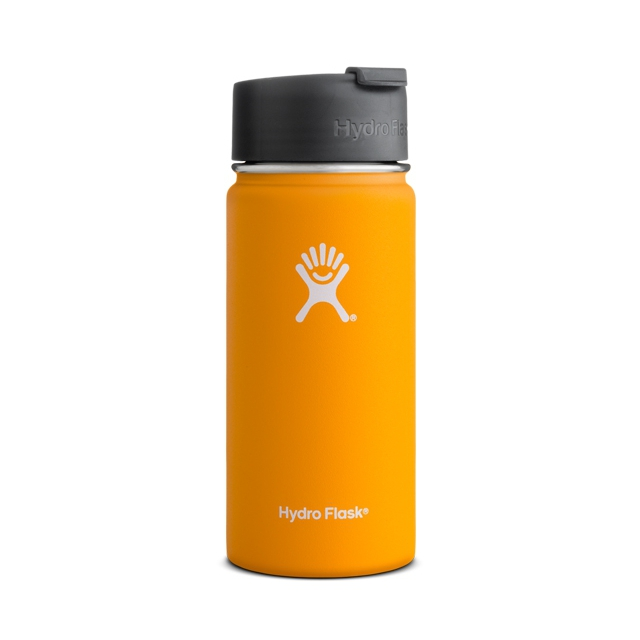 Hydro Flask - - 16 oz Wide Mouth With Flip Lid