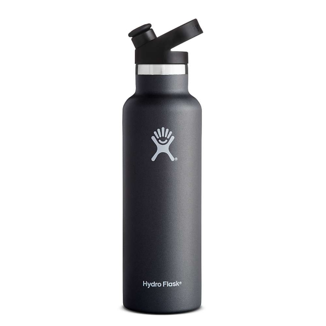 Hydro Flask - 21oz Standard Mouth Insulated Bottle with Sport Cap