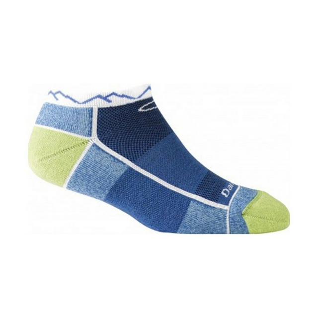 Darn Tough - Women's Mountain Top No Show Light Cushion Socks