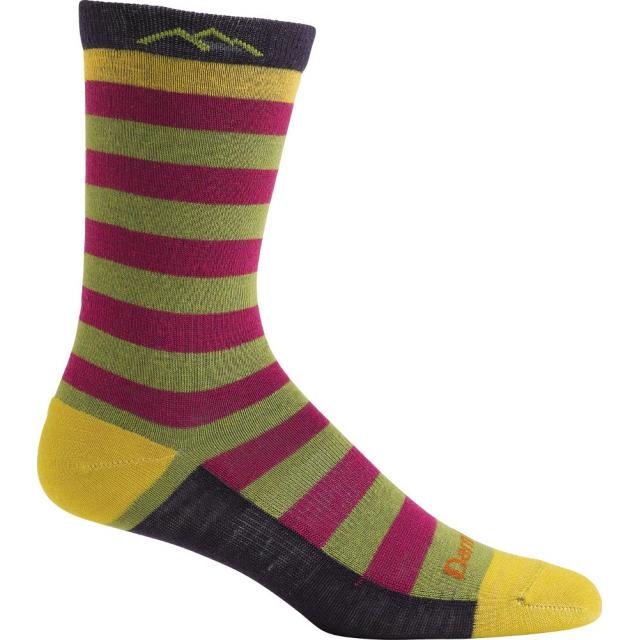 Darn Tough - - Good Witch Light Socks - Small - Piper Purple