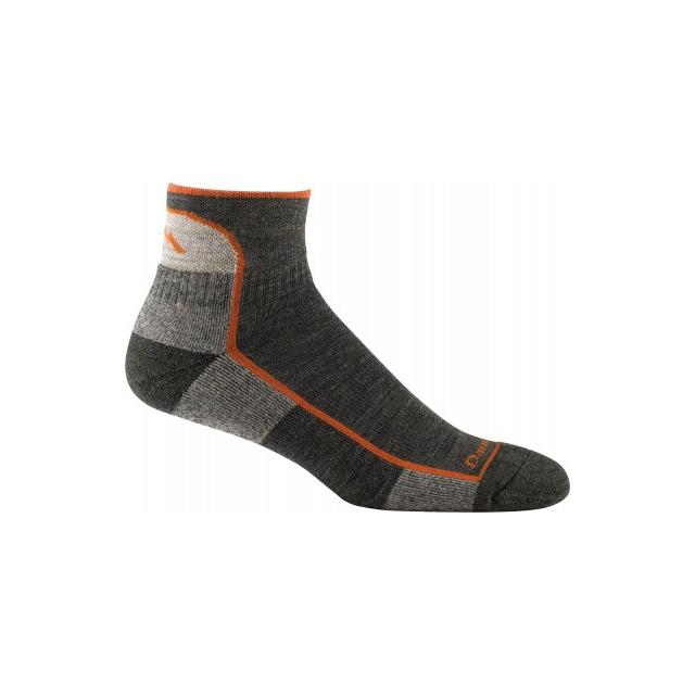 Darn Tough - Men's Hiker 1/4 Sock Cushion