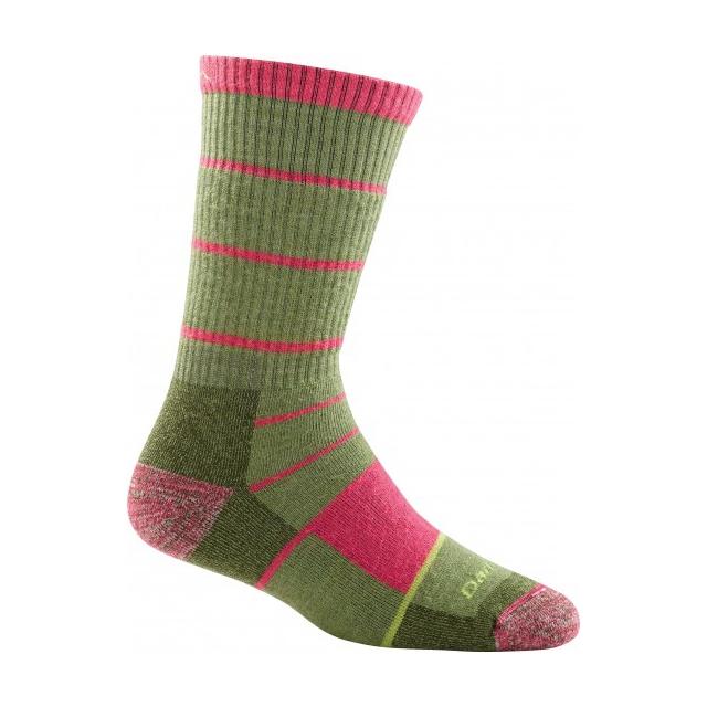 Darn Tough - Summit Stripe Boot Sock Full Cushion