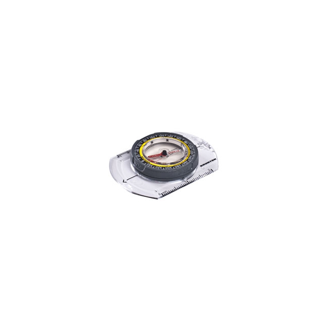 Brunton - TruArc 3 Base Plate Compass - Clear