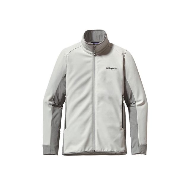Platte River Fly Shop - Patagonia Women's Adze Hybrid Jacket Tailored Grey Closeout Sale - TAILORED GREY,L