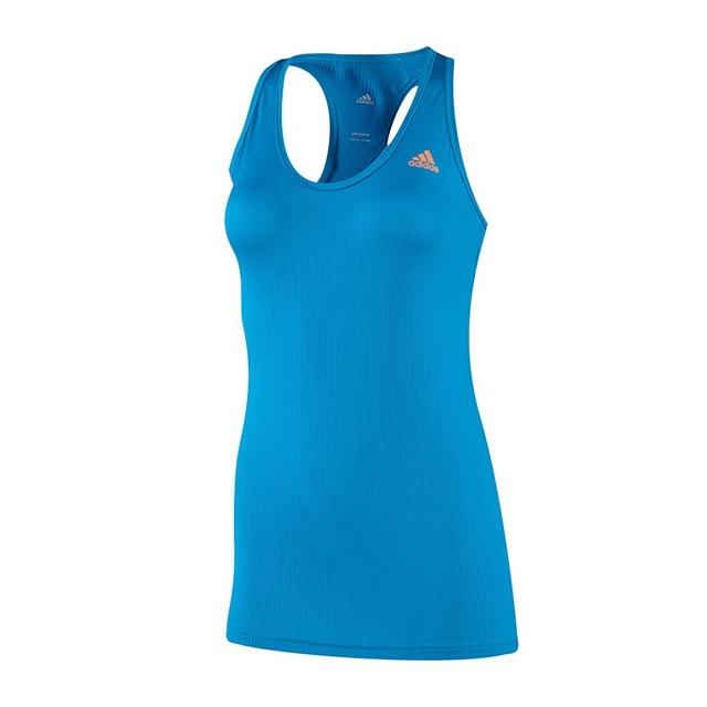 Adidas - - W Too Perfect Tank - Solar Blue