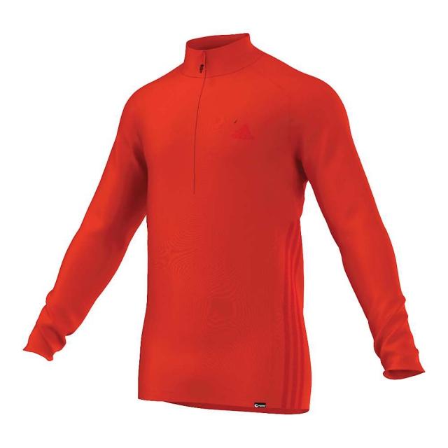 Adidas - Men's Terrex Swift Long Sleeve 1/2 Zip Tee