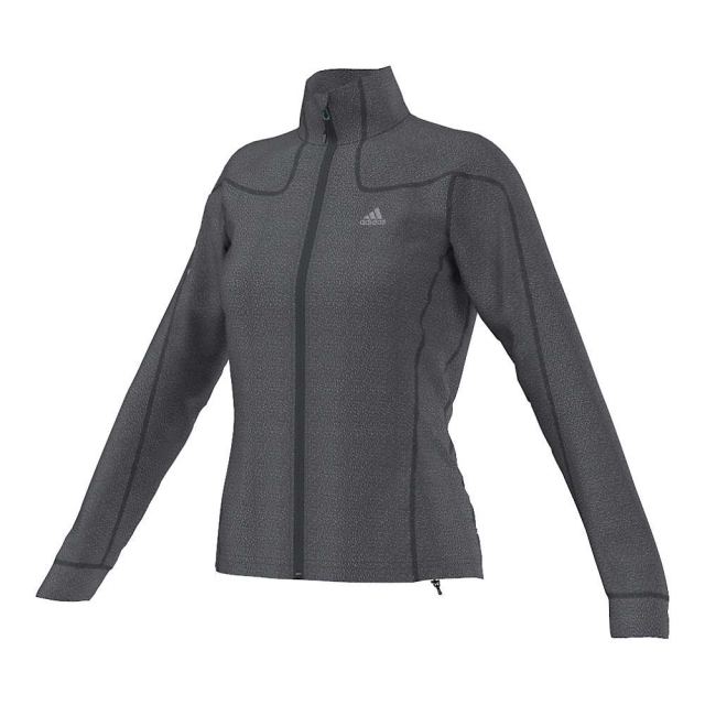 Adidas - Women's Hiking Melange Fleece Jacket