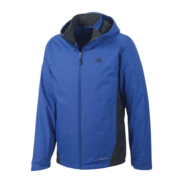 Adidas - Men's Hiking 3in1 Insulated Wandertag Jacket