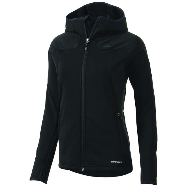 Adidas - Women's Hiking / Trekking 1 Sided Fleece Hoodie