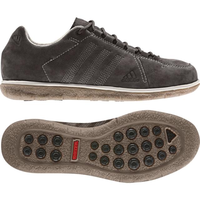 Adidas - Mens Zappan DLX - Sale Dark Brown/Collegiate Silver/G 11