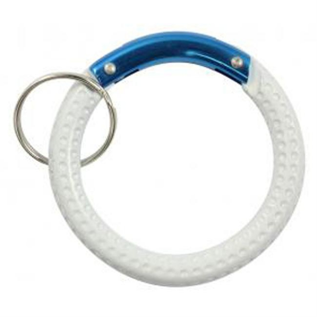 Bison - Custom Shaped Carabiner