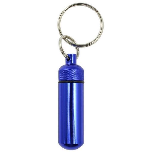 Bison - Capsule Keychain