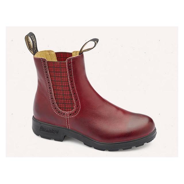 Blundstone - Women's 1442 Burgandy Rub Boots