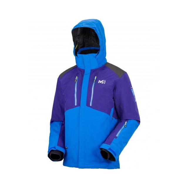 Millet - mens patrol gtx jacket sky diver/ ultra blue