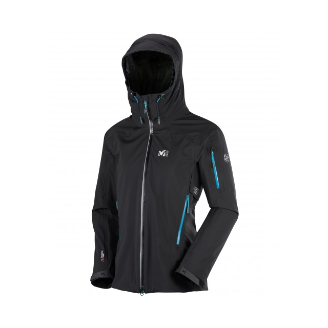 Millet - womens touring insulated neo jacket black/ noir