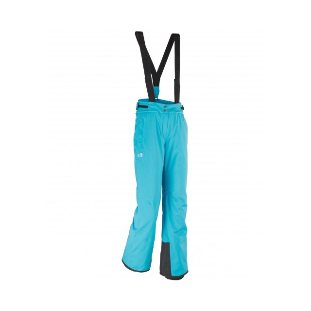 Millet - womens side gtx stretch pant horizon blue
