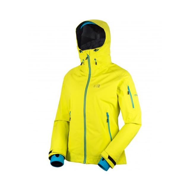 Millet - womens gakona gtx jacket sulphur