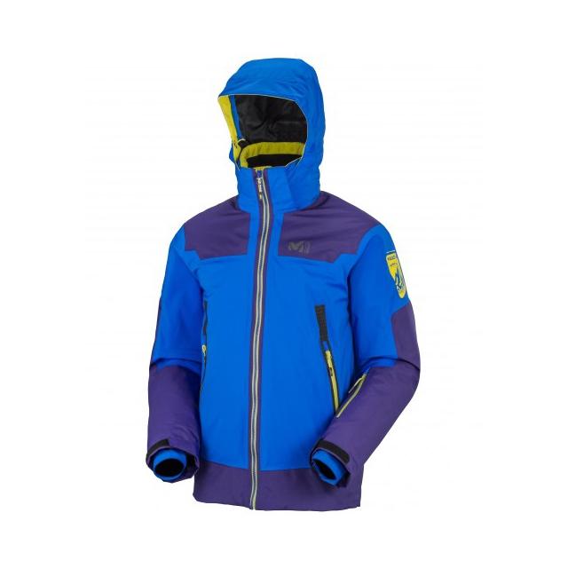 Millet - mens couloir 45 gtx jacket sky diver/ ultra blue