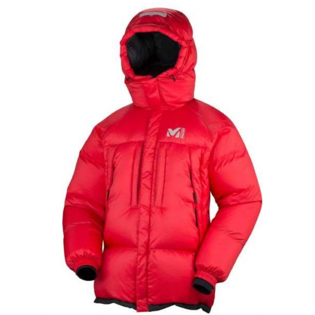 Millet - mxp down tek jacket red