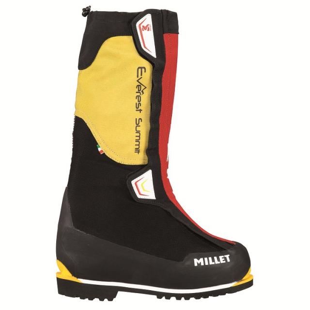 Millet - everest summit gtx boots black/ yellow