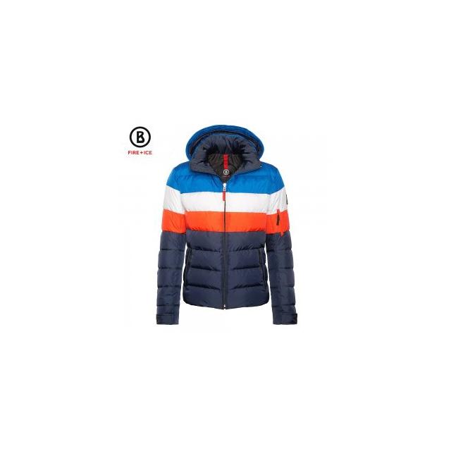 Bogner - Bogner  Lars2-D Down Ski Jacket Men's, Black, 38