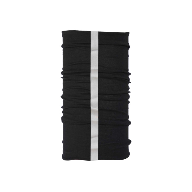 Buff - Reflective Buff, Black, OS