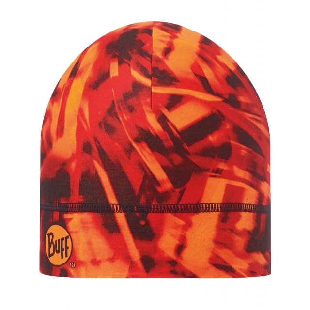 Buff - Coolmax Hat Nitric Orange Fluor