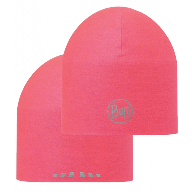 Buff - Coolmax Reversible Hat R-Pink Fluor