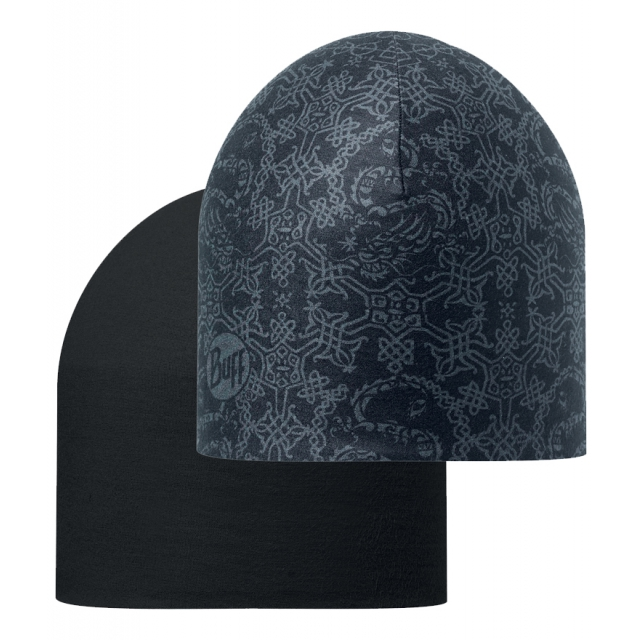 Buff - Coolmax Reversible Hat Xoui/Black