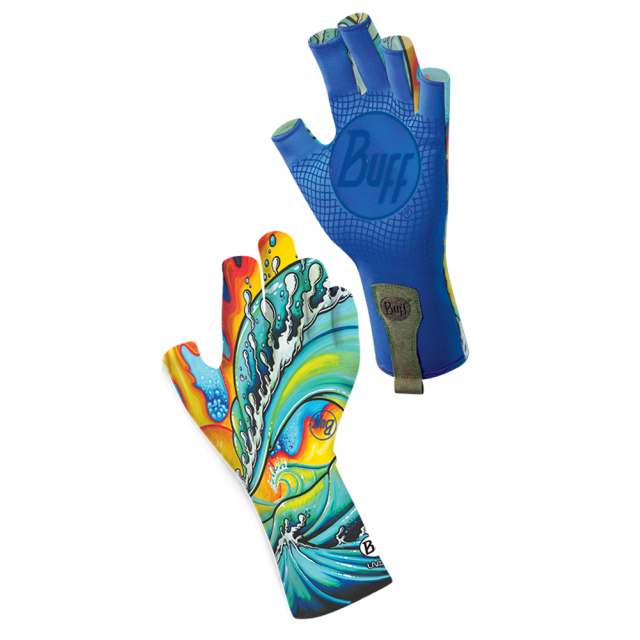 Buff - Sports Series Water 2 Gloves Sunset Session S/M