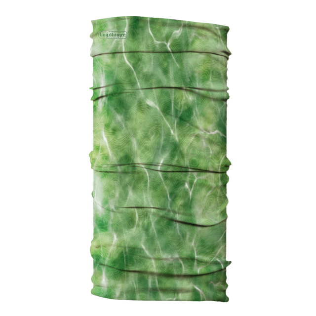 Buff - UV  Bug Slinger BS Water Camo Green