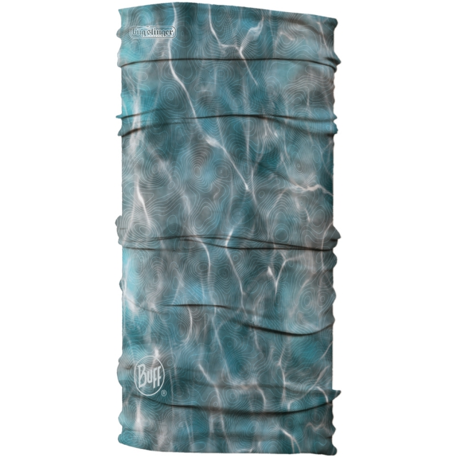 Buff - UV  Bug Slinger BS Water Camo Grey