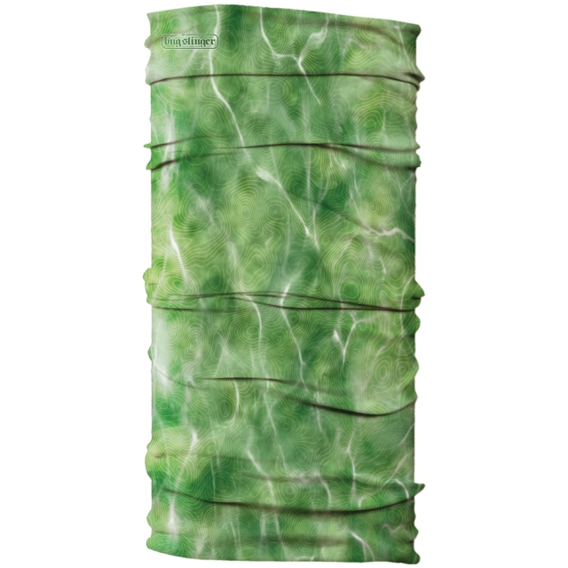 Buff - UV XL  Bug Slinger BS Water Camo Green