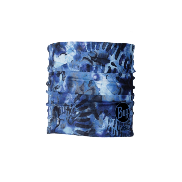 Buff - UV Half  Poppins Blue
