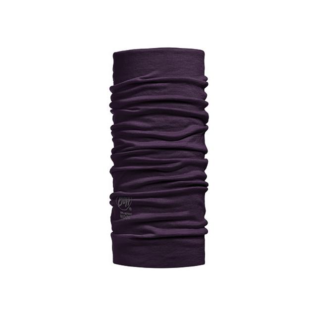 Buff - Merino Wool  Plum